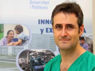 El doctor César Díaz García