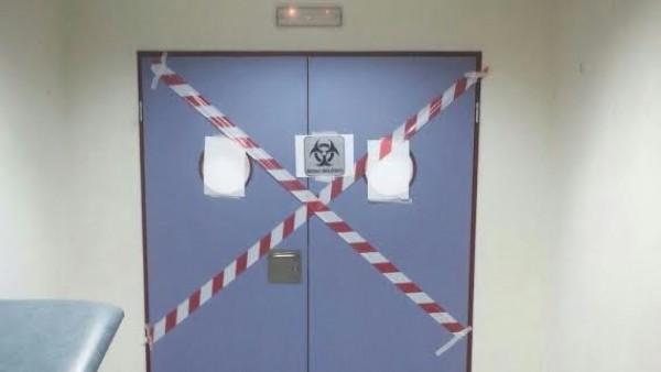 Trabajadores del Hospital de Alcorcón denuncian que se incumplió el protocolo por ébola