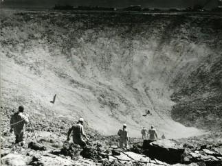 Curt Gunther, Hydrogen Bomb Explosion, Yucca Flats, Nevada, 12 October 1967