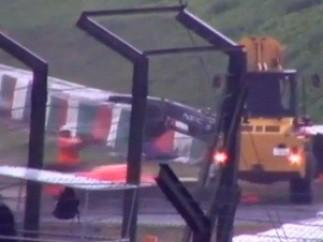 Accidente Jules Bianchi