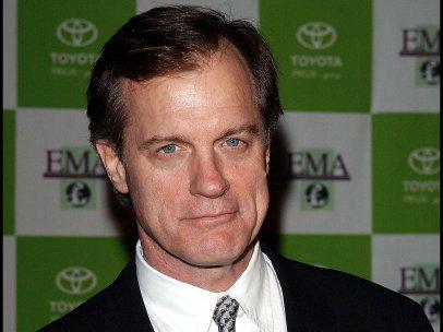 El actor Stephen Collins