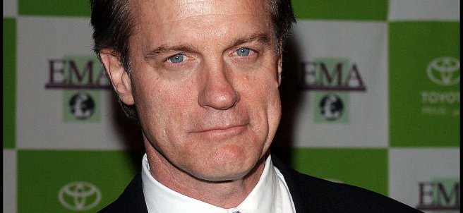El actor Stephen Collins