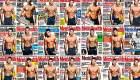 Ronaldo luce cuerpo en 60 pa�ses del mundo