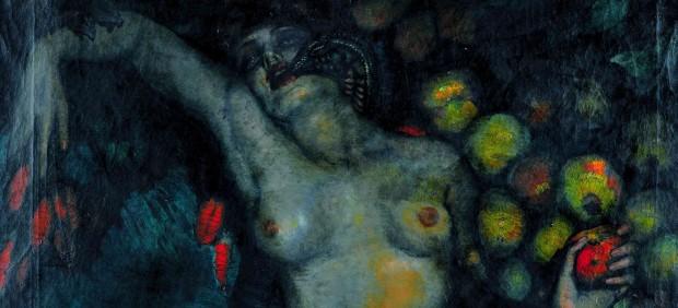 Federico Beltrán Masses - La nuit d'Ève, 1929