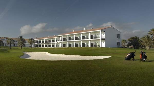 Campo de golf del Parador Málaga