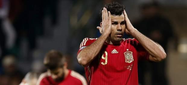 España cae con Eslovaquia (2-1)