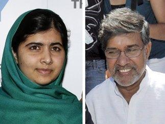 Malala Yousafzai y Kailash Satyarthi, premiados ambos con el Nobel de la Paz 2014