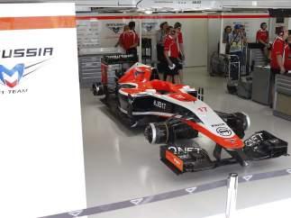 El coche de Bianchi