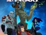 Serie animada de Guardianes de la galaxia