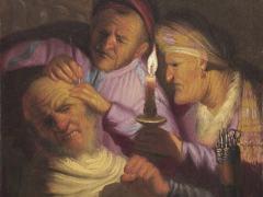 Lujuria, amor, sufrimiento y alegr�a en la era dorada de la pintura holandesa