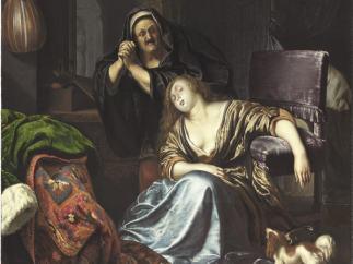 'The death of Lucretia', 1679