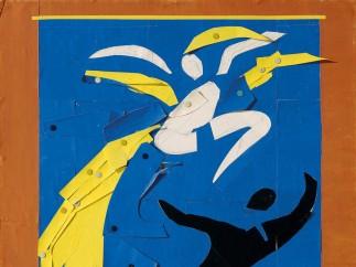 Two Dancers (Deux danseurs), 1937-38
