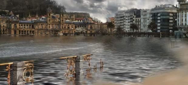 San Sebastián tras el cambio climático
