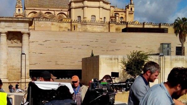 Rodaje de 'Juego de Tronos' en Córdoba