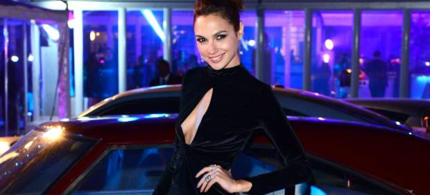 La actriz Gal Gadot