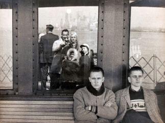 'Family Portrait', New York, 1950er
