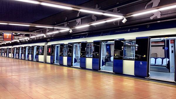 Estación de Metro de Estadio Olímpico.