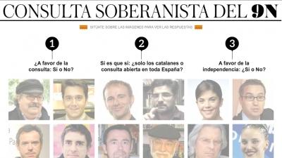 La consulta catalana, a debate