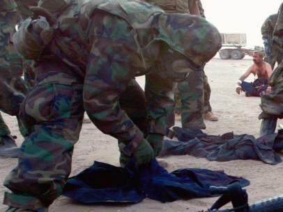 Armas químicas en Irak