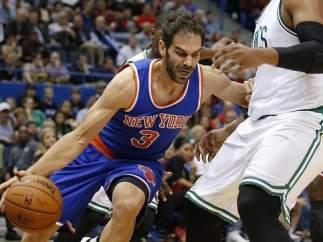 Calder�n en los Knicks