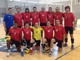 Plantilla del Club Volei Andorra