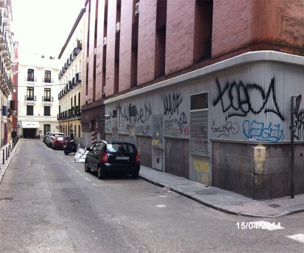 calle San Bartolomé con San Lucas