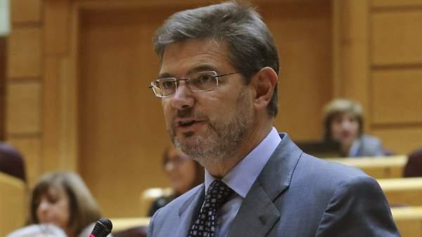 El Ministerio de Justicia propone reforzar la Audiencia con dos jueces más contra la corrupción