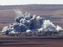 Ataques aliados contra Estado Isl�mico
