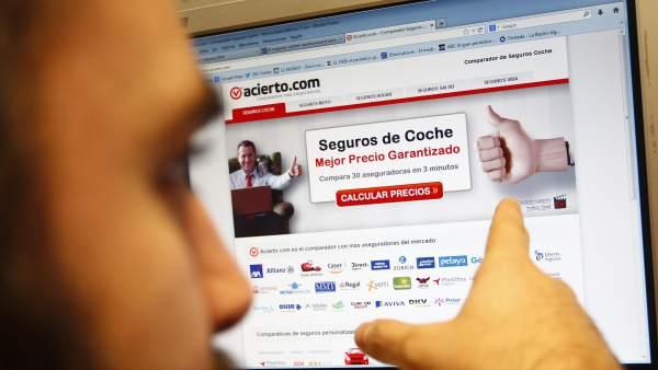 Internet revoluciona a las aseguradoras