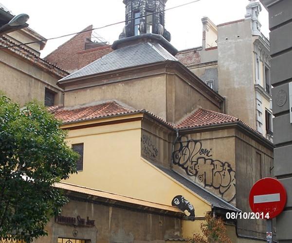 Calle Marques de Valdeiglesias