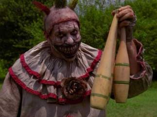 El payaso asesino Twisty