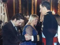 Un detenido por estafa en la coronaci�n de Felipe VI