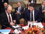 Reunión entre Rusia y Ucrania en Milán
