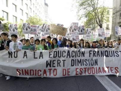 Huelga en Educaci�n