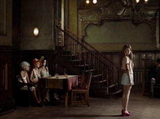 Erwin Olaf: Cl�rchens Ballhaus Mitte � 10th of July, from the series Berlin, 2012