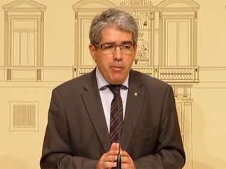 Homs anuncia un preacuerdo con la CUP