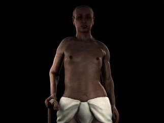 El aspecto de Tutankamón
