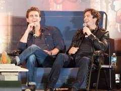 Paul Wesley e Ian Somerhalder