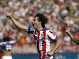 Tiago, jugador del Atl�tico de Madrid