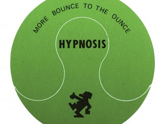 Bouncing present Hypnosis, in a field near Northampton, August 1989