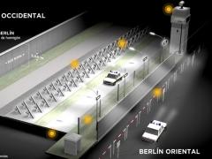 As� era el 'Muro de Berl�n'