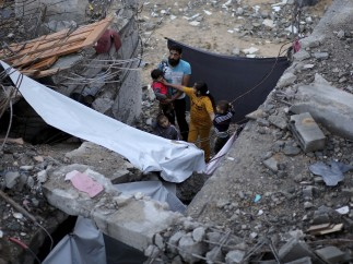 Ofensiva sobre Gaza