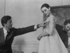 Hubert de Givenchy y Audrey Hepburn