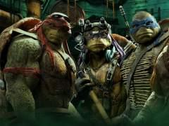 Las tortugas ninja se hacen con el n�mero 1 de la taquilla espa�ola