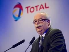 Christophe de Margerie, presidente de Total