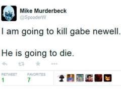 Retiran su juego de Steam por amenazar al fundador de Valve