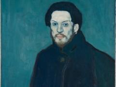 Autoportrait [Fin 1901]