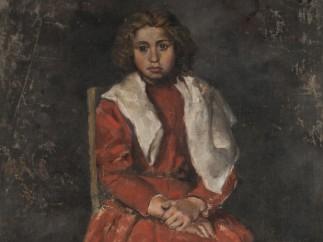 La fillette aux pieds nus [D�but 1895]