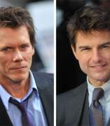 Kevin Bacon y Tom Cruise, Footloose (1984)