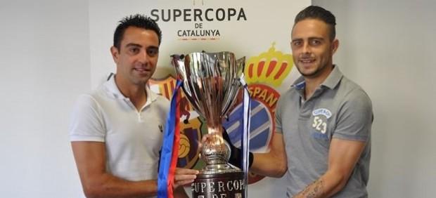 Xavi y Sergio García